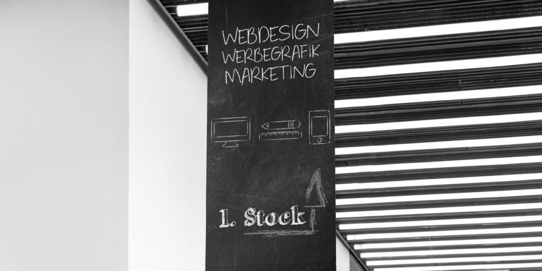Banner- und Rollup-Gestaltung