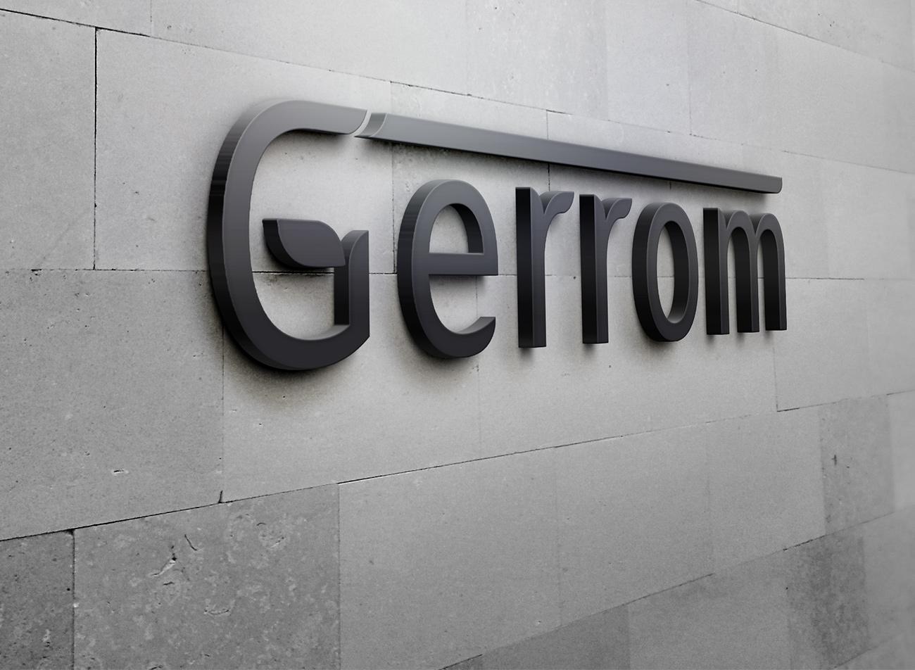 Logo Gerrom