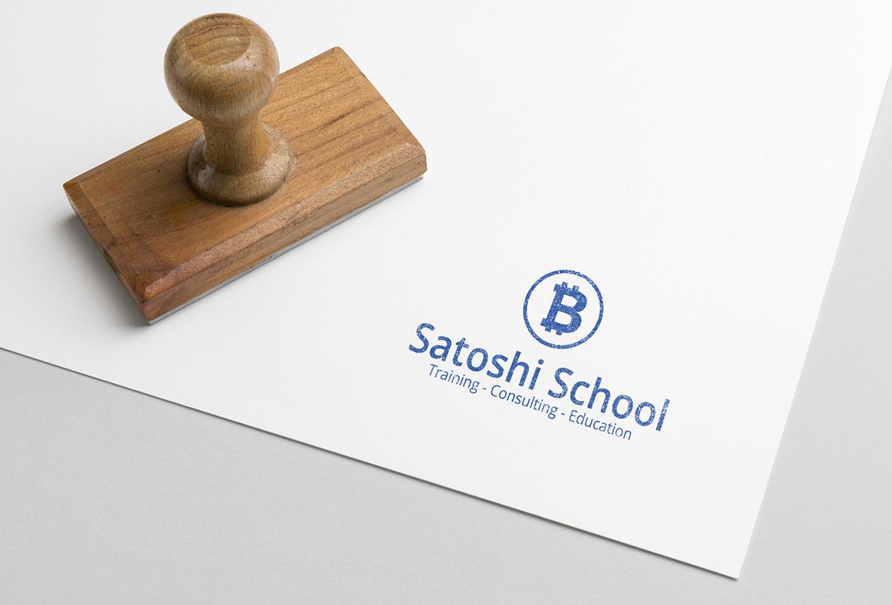 Satoshi School Logo