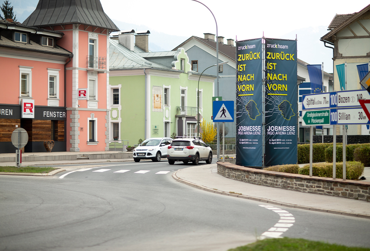 Banner Zruck Hoam
