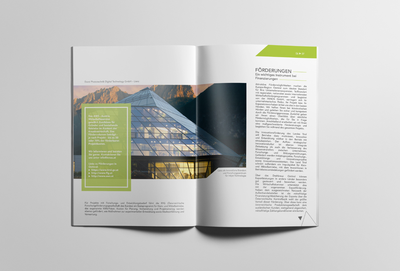 INNOS Broschüre