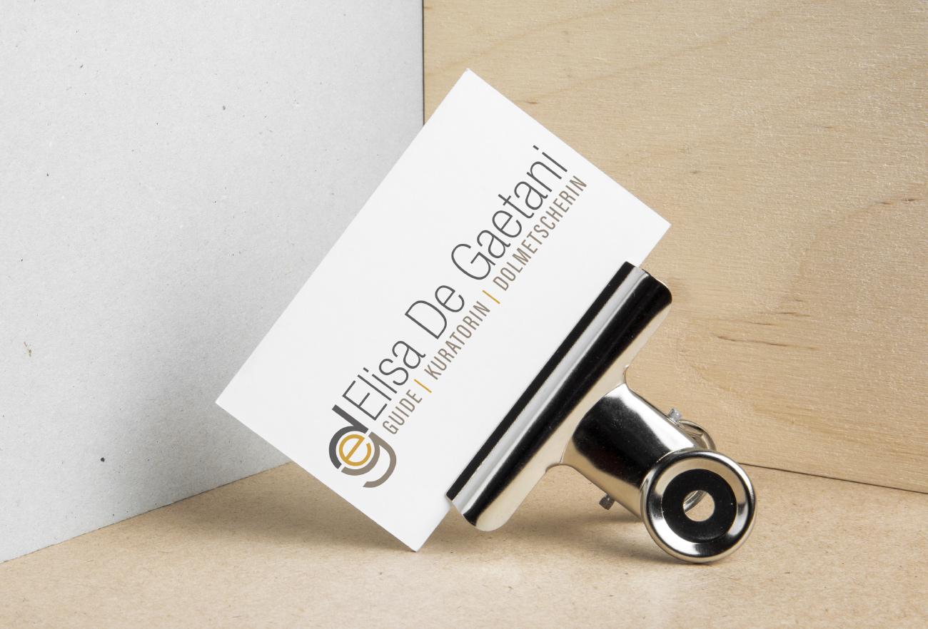 Elisa DeGaetani Logo