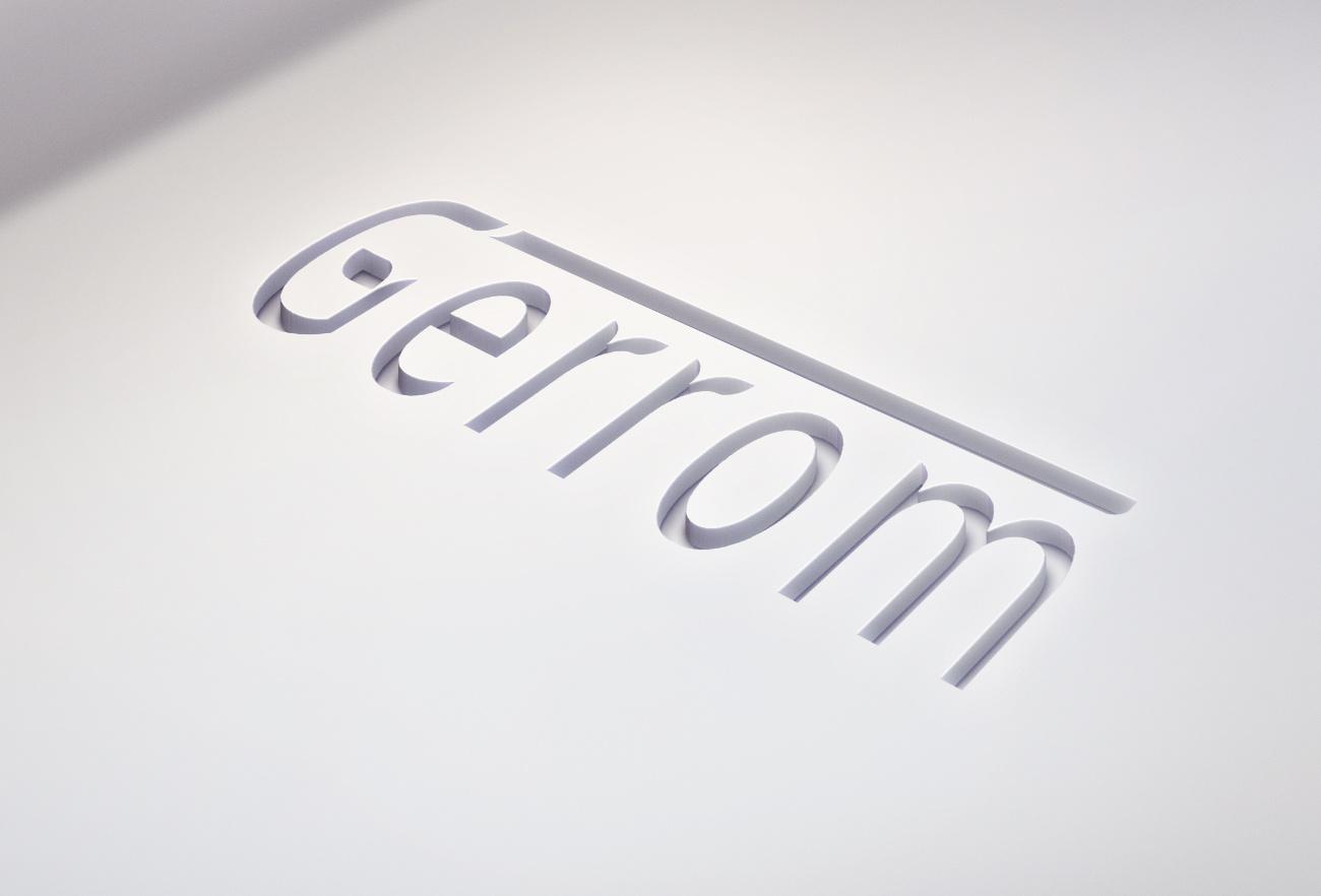 Gerrom Logo