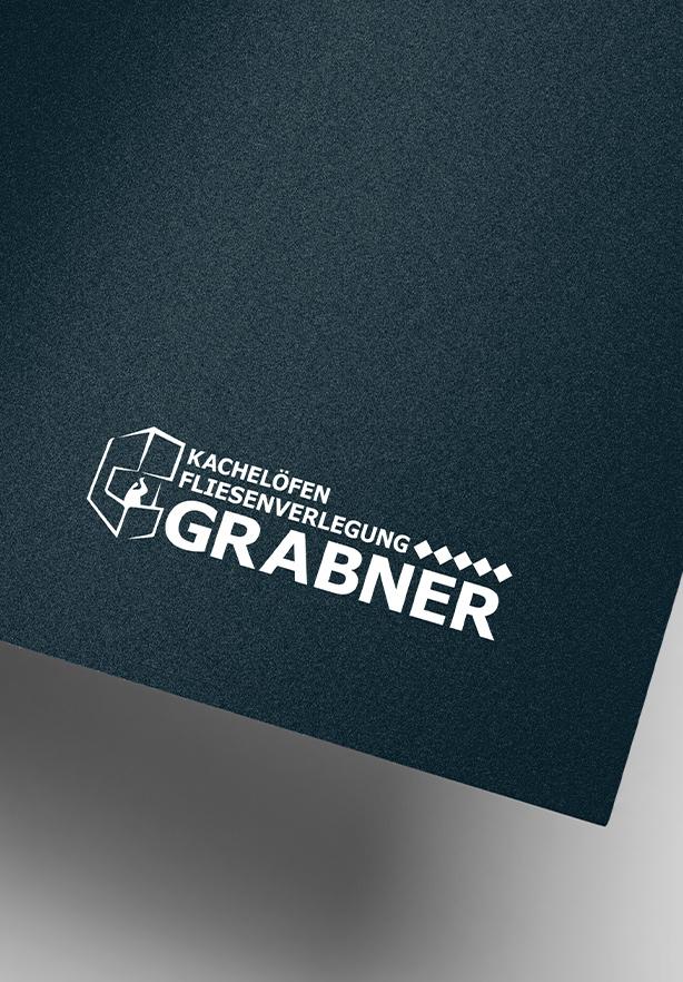 Grabner Fliesen Logo
