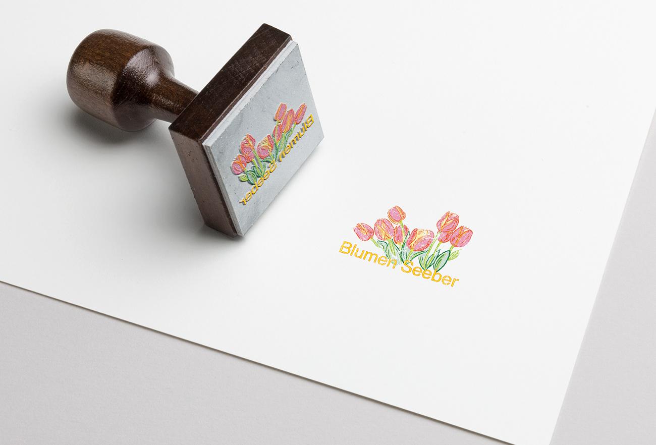 Blumen Seeber Logo