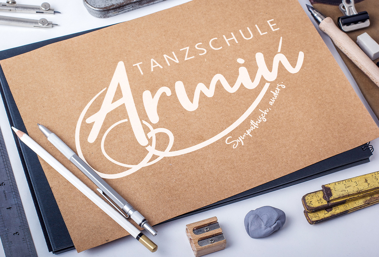 Tanzschule Armin Logo