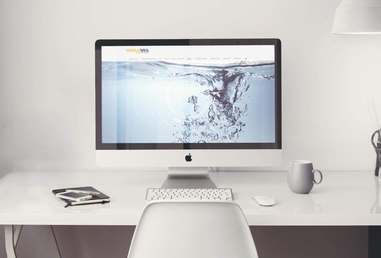 Visades Website