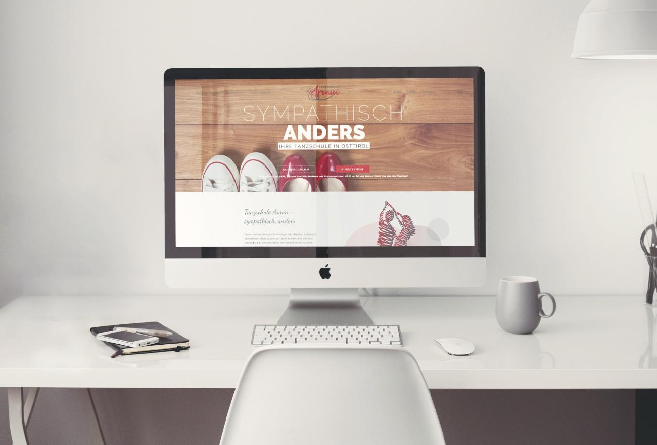 Tanzschule Armin Website